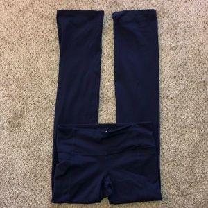 Athleta Navy Leggings size small